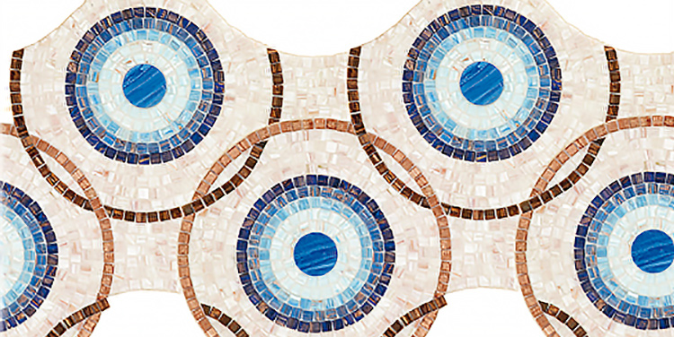 ANDROMEDA a timeless interior design mosaic