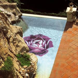 Pool Mosaic ROSA ROSA