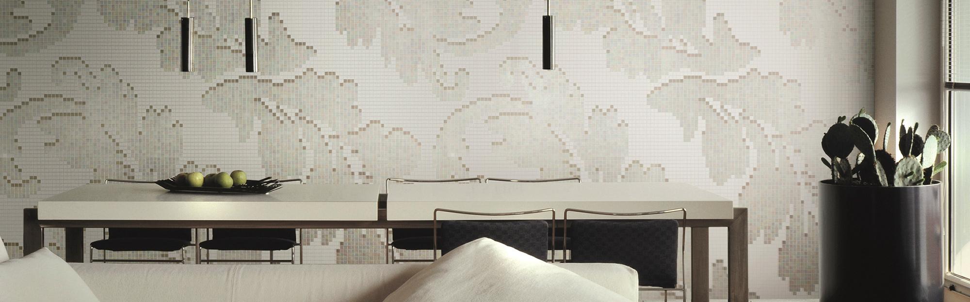 Bisazza Ardassa Mosaic Tiles
