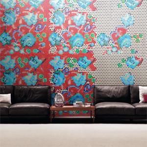 Decoration Mosaic AFFRESCO