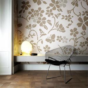 Decoration Mosaic HANA-FLOWER