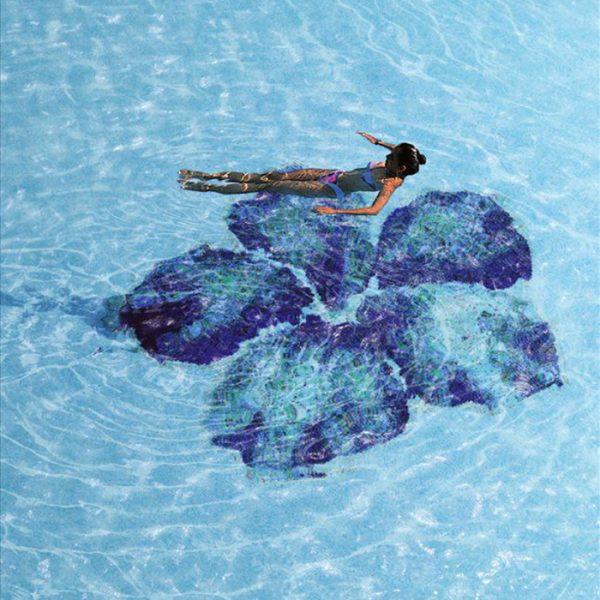 IBISCUS Pool Mosaic