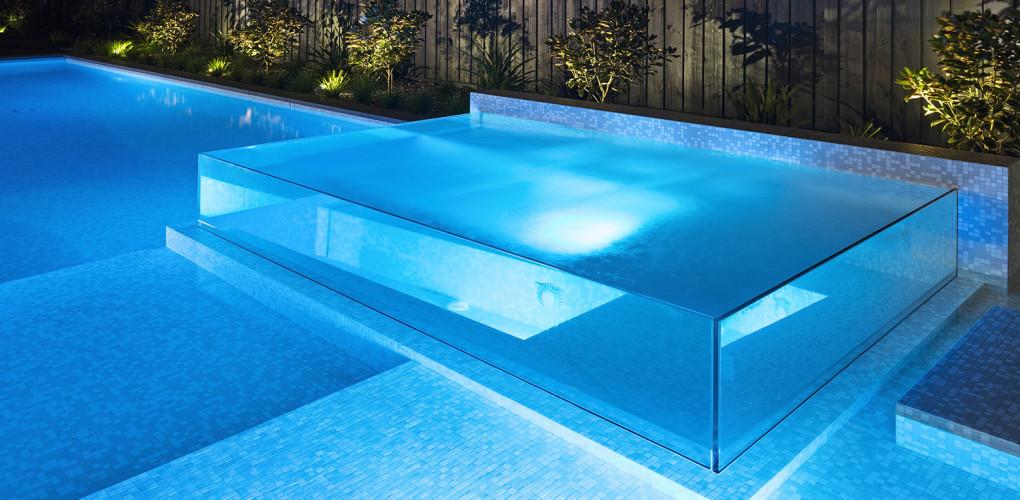GHIACCHIO Pool Mosaic