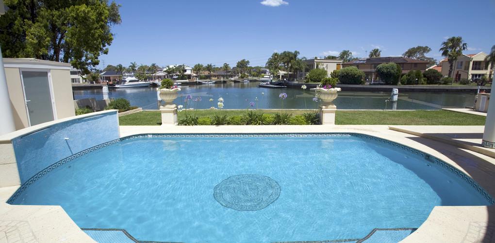 Pool Mosaic