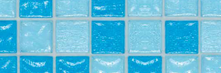 FLOW lagoon a Bisazza pool mosaic