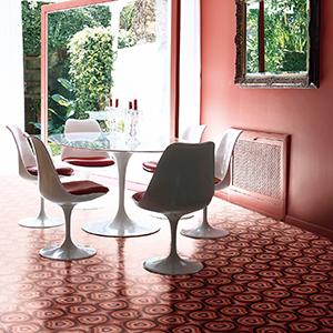 Brazilian Agata CEMENTILES designed by Fratelli Campana