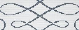 Bisazza Arzigogolo Mosaic Pattern