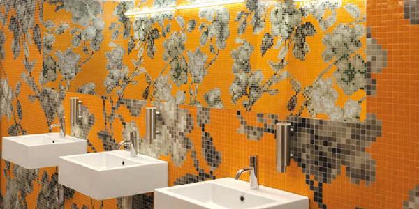 New Museum Interior - HANAMI Mosaic