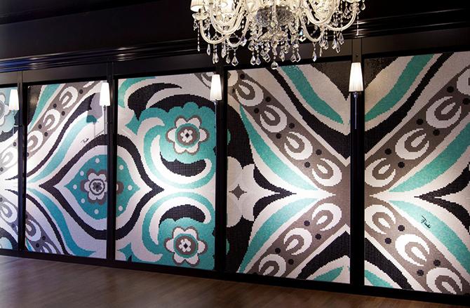 Amelie Mosaic Design