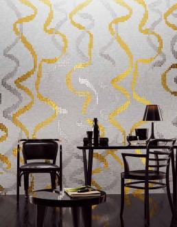 Luxe Mosaic Pattern Festoon
