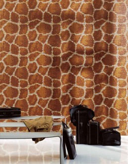 Urban Safari Mosaic Pattern Giraffa