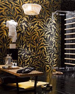 Luxe Mosaic Pattern Morris