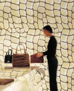 Urban Safari Mosaic Pattern Python