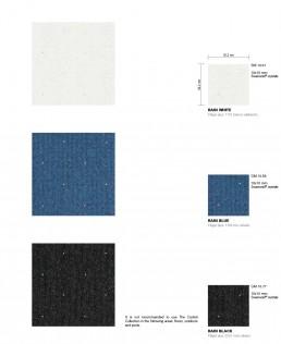 Luxe Mosaic Pattern Rain