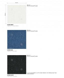 Luxe Mosaic Pattern Stars