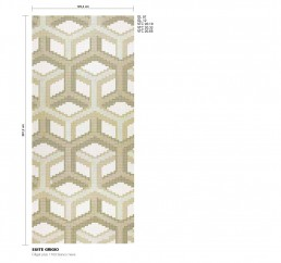Luxe Mosaic Pattern Suite