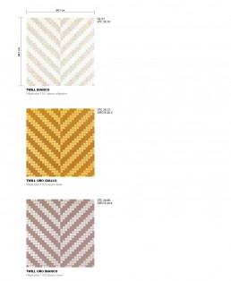 Luxe Mosaic Pattern Twill