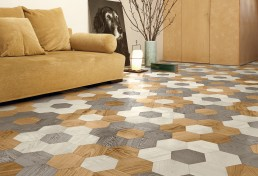 FARADAY DREAM Bisazza Wood Flooring