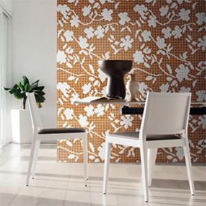 Decoration Mosaic FLOWER CORNER