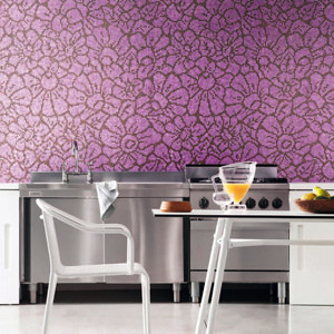 Decoration Mosaic GRAPHIC FLOWERS