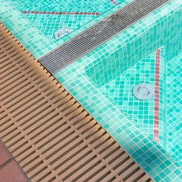 Bisazza Pool Mosaic