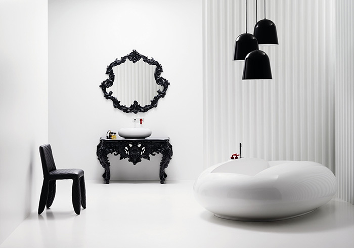 The Wanders Collection for Bisazza Bagno