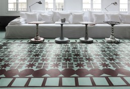 Bisazza Contemporary Cement Tiles
