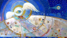 Customised Mosaic Design for the Sundial