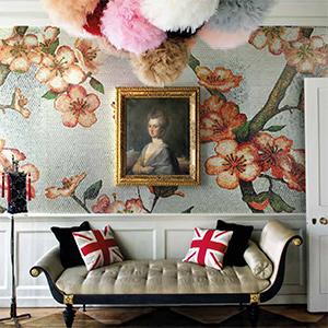 Bisazza Flora Decorations 2015