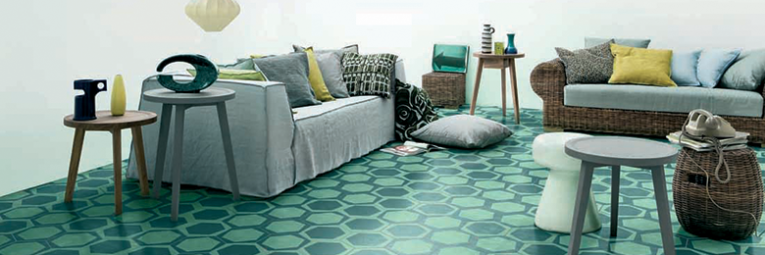 New Bisazza CEMENTILES