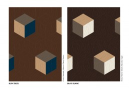 Bisazza WOOD Bloc Colours