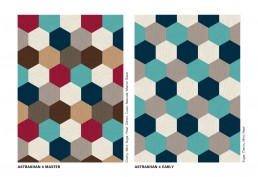 Bisazza WOOD Astrakhan Colours