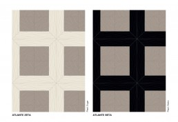 Bisazza WOOD Atlante Colours