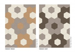 Bisazza WOOD Faraday Dream Colours