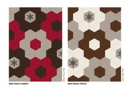 Bisazza WOOD Fidelio Colours
