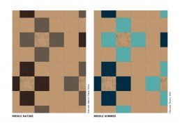 Bisazza WOOD Middle Colours