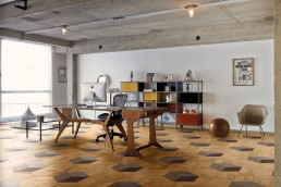 Bisazza WOOD Bloc Chic