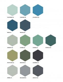 CEMENTILES Colours