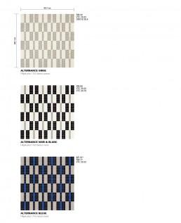 Modern Mosaic Pattern Alternance