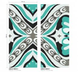 Modern Mosaic Pattern Amelie