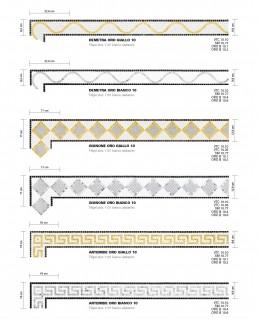 Mosaic Border Artemide