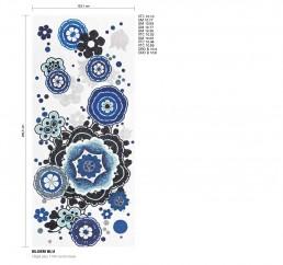Modern Mosaic Pattern Bloem