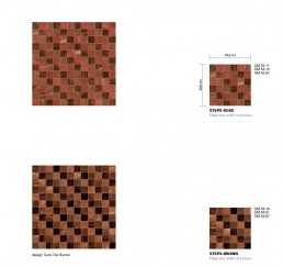 Timeless Mosaic Pattern Steps