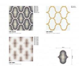 Timeless Mosaic Pattern Chic