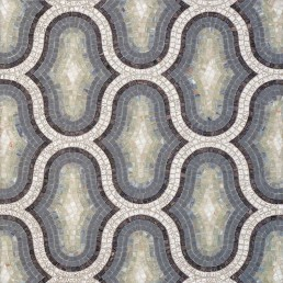 Timeless Mosaic Pattern Chic