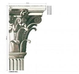 Timeless Mosaic Pattern Corinzio