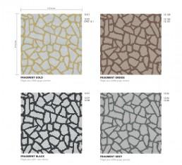 Fragment Mosaic Pattern