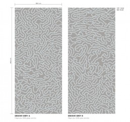 Groove Mosaic Pattern