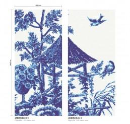 Timeless Mosaic Pattern Jardin