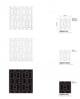 Modern Mosaic Pattern Labirinto